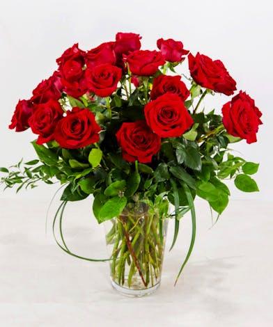12 Dozen Roses for Valentines Day