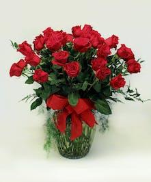 60 Red Roses San Mateo, CA