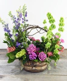 Spring Bloom Basket Delivery San Mateo (CA) San Mateo