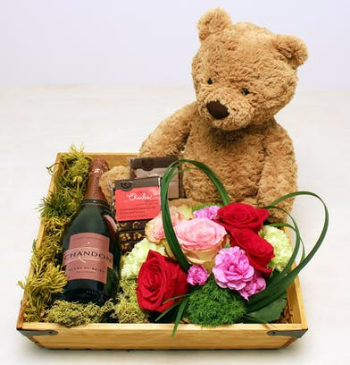 Affectionately Yours Gift Box - San Mateo (CA) Same-Day Delivery