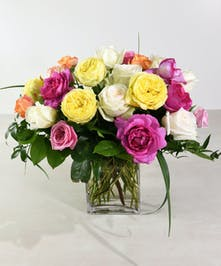 Garden Style Roses