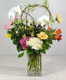 Spring Soiree Floral Design - Bay Area, CA