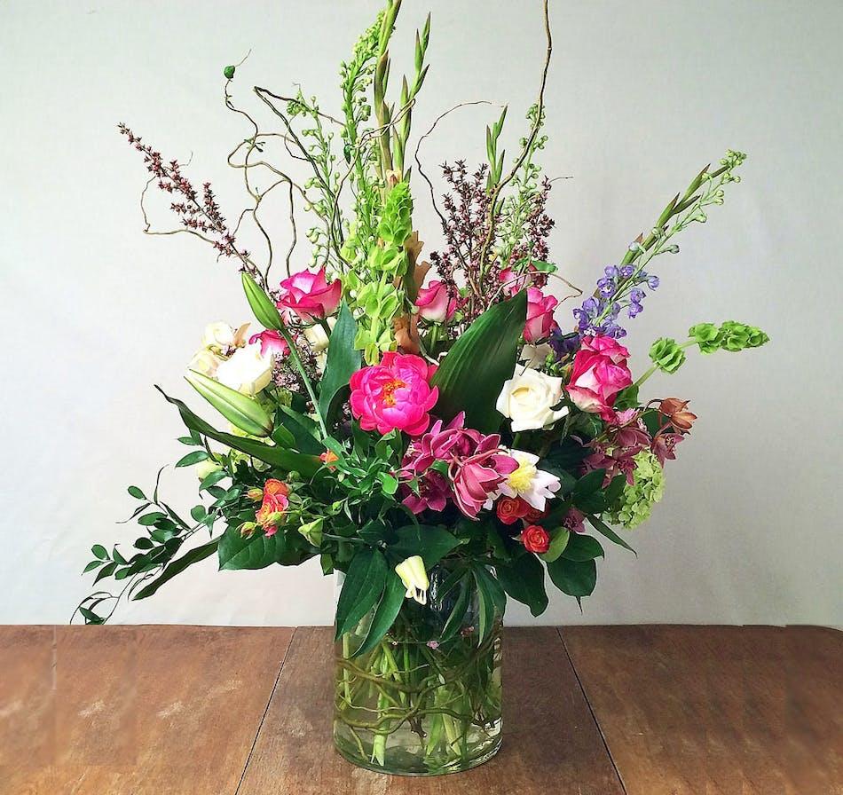 Ah Sam - Bay Area Florist: Le Provence
