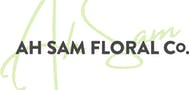 Logo for Ah Sam Florist San Mateo